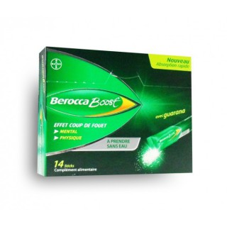 Berocca Boost Guarana 14 sticks