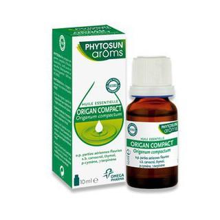 Phytosun aroms Huile essentielle Origan compact 10ml