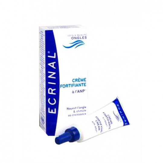 Ecrinal Soin des Ongles Crème Fortifiante 10ml