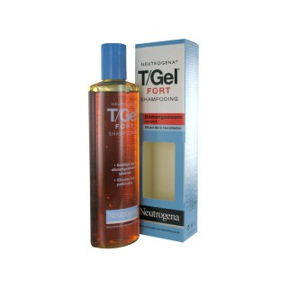 Neutrogena T/Gel Fort shampooing 250ml