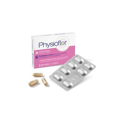 Physioflor Gelules vaginales Boite 7