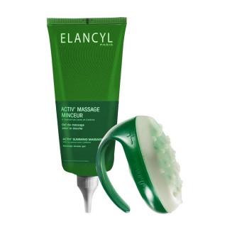 Elancyl Activ' Massage Minceur Gant + Gel 200 ml
