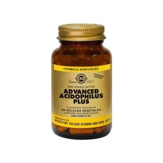 Solgar Advanced Acidophilus Plus 60gélules