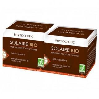 Phytoceutic Solaire bio Lot 2 x 60 comprimés