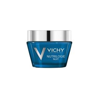 Vichy Nutrilogie Nuit Soin Intensif Peau Sèche 50ml