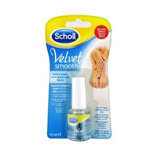 Scholl Velvet Smooth Ongles Huile Beauté 7,5ml