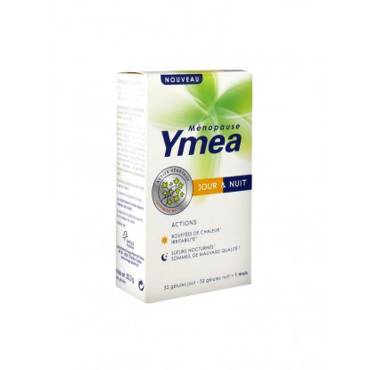 Ymea Menopause day&night 64 caps