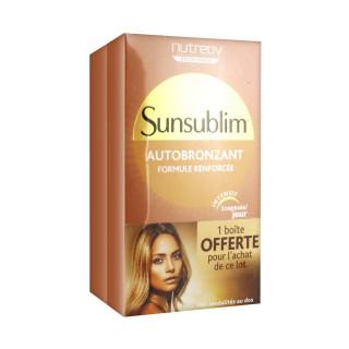 Nutreov Sunsublim Autobronzant 2 x 28 Capsules