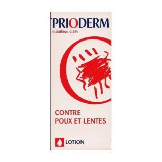 Prioderm Lotion poux et lentes 100ml