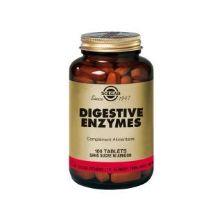 Solgar Digestive Enzymes 100 Comprimés