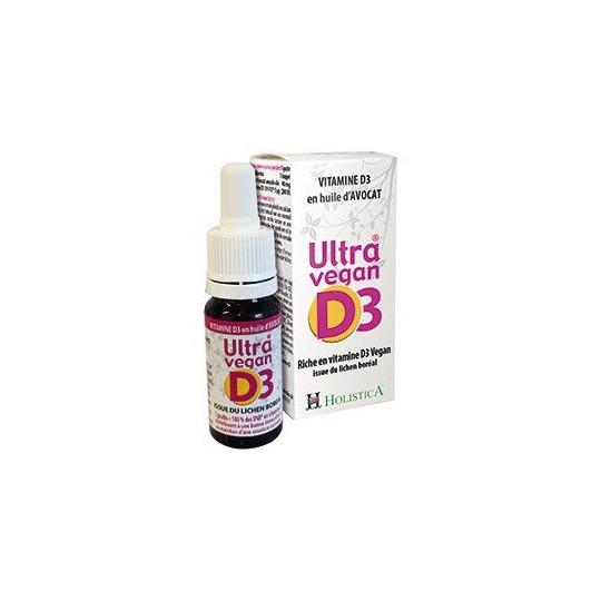 Holistica Ultra Vegan D3 8ml