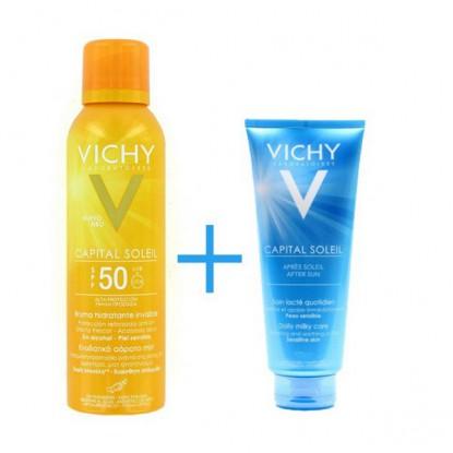 200 Ml Beauty & Gesundheit Aftersun Ideal Soleil Vichy Après-sun Hautpflege