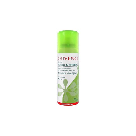 Jouvence Spray Tonic & Fresh jambes 156ml