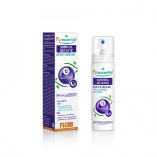 Puressentiel Sleep & Relaxation Air Spray 200ml + Pocket size 20ml