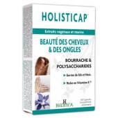 Holistica Holisticap beauté cheveux 60 capsules