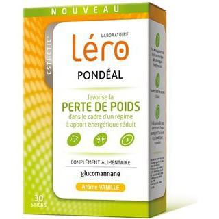 Léro Pondéal Perte de Poids 30 Sticks