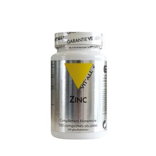 Vitall + Zinc 100 comprimés sécables