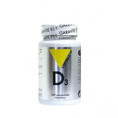 Vitall + D3 100 comprimés sécables