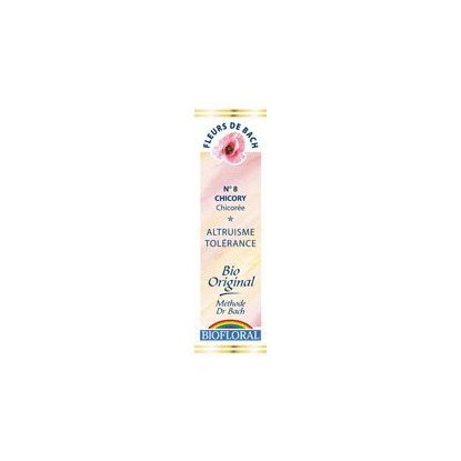 Chicoree / chicory n°8 compte gouttes 20ml