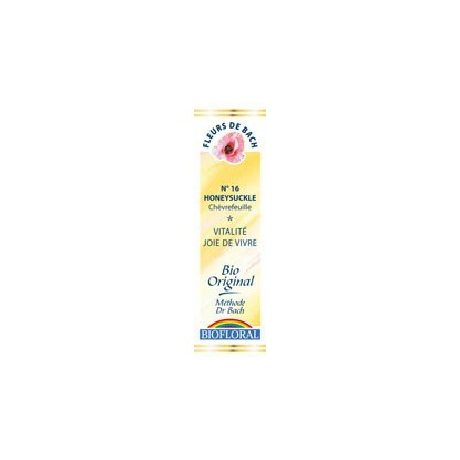 Chèvrefeuille / Honeysuckle n°16 compte gouttes 20ml