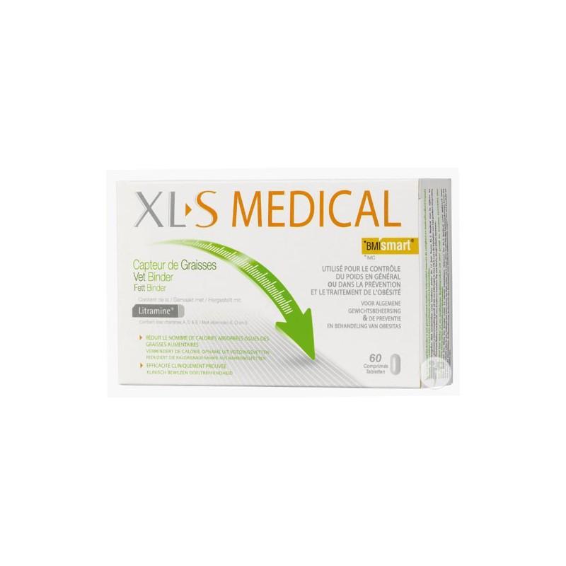 xls medical capteur de graisses