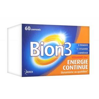 Bion 3 Énergie Continue 60 Comprimés