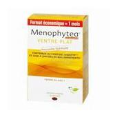 Menophytea ventre plat Cure 1 mois 60 comprimes