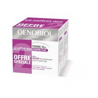 Oenobiol Femme 45+ Ventre Plat 60 Comprimés DUO