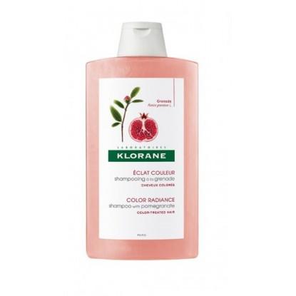 Klorane Shampooing Protecteur de couleur- grenade 400mll