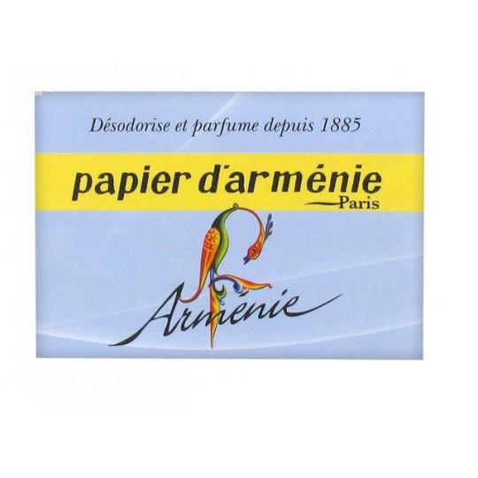 Papier d'Arménie Carnet Arménie