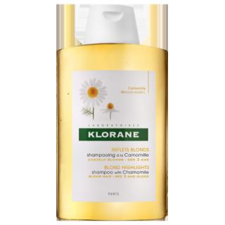 Klorane Chamomile Shampoo Blonde Reflections 200ml