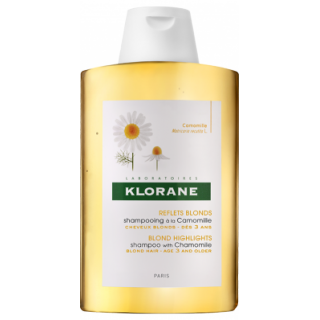 Klorane Shampooing Camomille Reflets blonds 200ml