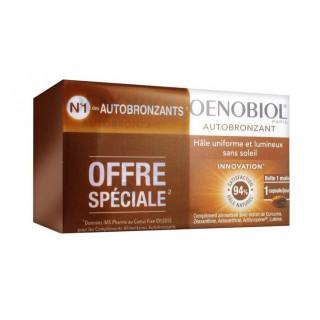 Oenobiol Autobronzant Duo 2 x 30 Capsules
