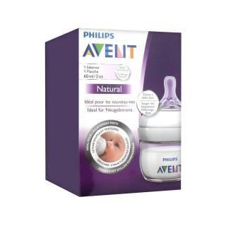 Avent Natural Biberon 60 ml