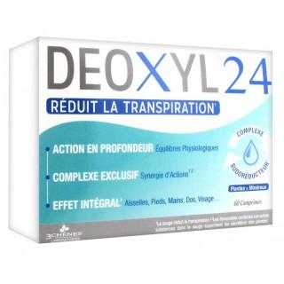 3 Chênes Deoxyl 24 60 Comprimés