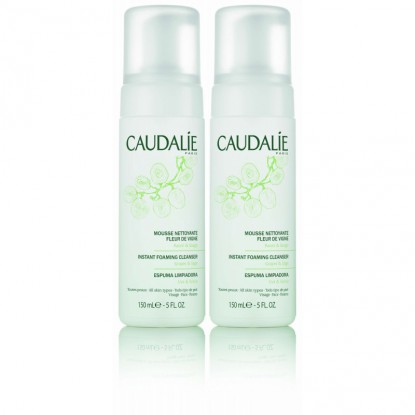 Caudalie Vine Flower foaming cleanser 150ml package