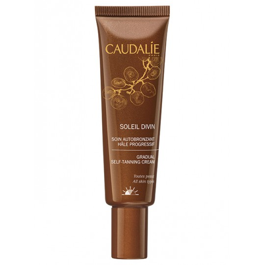Caudalie Divine Face Tanning 30ml