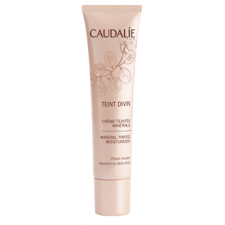 Caudalie Divine Tinted Cream mat Skin 30ml