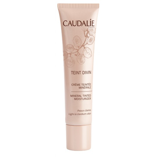 Caudalie Divine Teinted Cream Light Skin 30ml