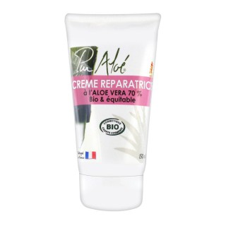 Pur Aloé Crème Réparatrice Aloe Vera 150 ml