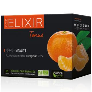 Sante verte Elexir Bio Tonus 15x10ml