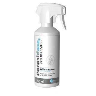 Parasidose Poux lentes spray environnement 250ml