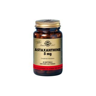 Solgar Astaxanthine 5 mg 30 Gélules
