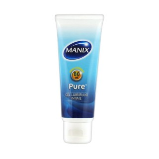 Manix Pure Gel Lubrifiant Intime 80 ml