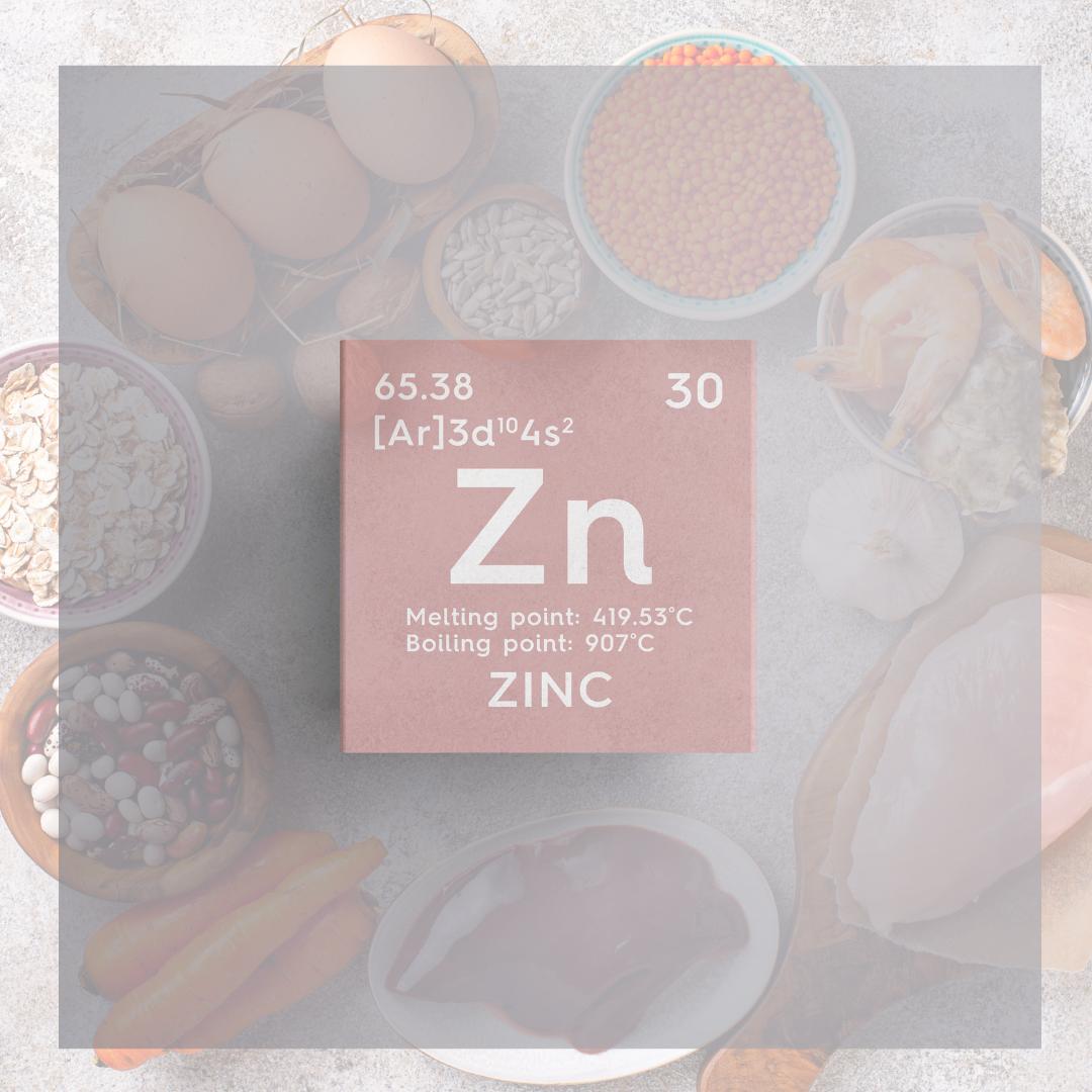 Zinc : en première ligne de nos défenses immunitaires et bien plus encore